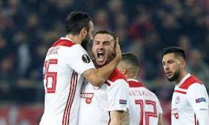 """Олимпиакос"" - ""Милан"" 3:1 (видео)"