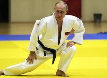 Владимир Путинга араб дзюдочиси қандай совға берди?