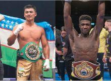 Lerrone Richards: I am preparing for a fight with Azizbek Abdugafurov ...