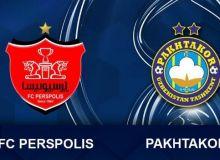 FC Pakhtakor to struggle with Persepolis FC at the Azadi Stadium