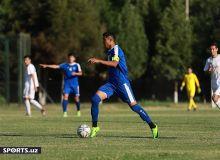 Фотогалеря с победного матча юношеской сборной Узбекистана