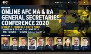 АФК проведет онлайн-конференцию с генеральными секретарями футбольных ассоциаций