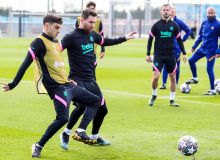 """""""Барселона"""" - """"Реал Вальядолид"""": Матнли трансляция"""