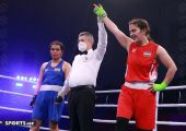 Мавлуда Мавлонова - чемпион