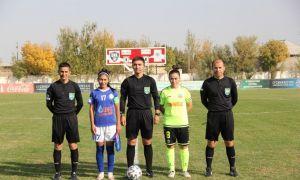 В женской высшей лиге начался финальный этап чемпионата.
