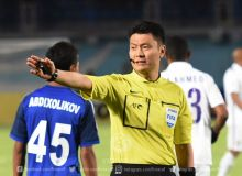 Kim Dong Jin to officiate ACL match between FC Nasaf vs Persepolis FC