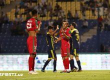 Photo Gallery | First Half. FC Pakhtakor 2-1 FC Lokomotiv