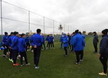 Фотогалерея тренировочного процесса олимпийской сборной Узбекистана в Испании