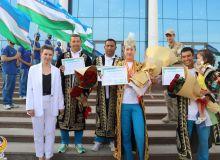 Наши триатлонисты, установившие исторический результат, вернулись в Ташкент