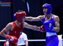 Baidukova, Chand, Nematova, Mahmudov and Boltayev were the bests in the junior finals of the ASBC Asian Youth & Junior Boxing Championships