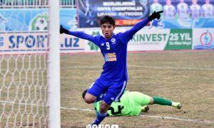 Match Highlights. FC Sogdiana 1-1 FC Nasaf