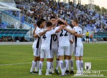 Uzbekistan Cup 2018. FC Kokand-1912 secure a 2-1 win over FC Neftchi in Kokand