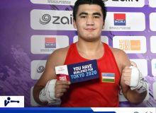 «Они будут защищать честь страны в Токио»: боксёр из Сурхандарьи — Санжар Турсунов
