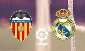 """""""Валенсия"""" - """"Реал Мадрид"""". Матнли трансляция"""