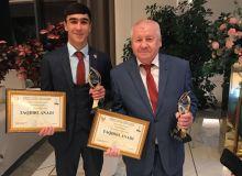 Победы представителей бокса в двух номинациях «Национальной спортивной премии-2018»