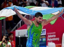 Бекзод Абдурахманов стал призером чемпионата мира