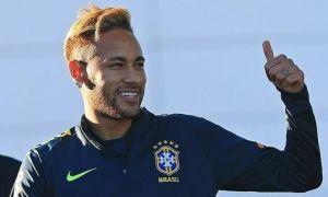 15 ёшли бразилиялик футболчи Неймарнинг рекордини янгилади