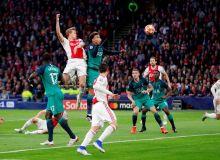 Де Лигт Чемпионлар лигаси ярим финалида гол урган энг ёш футболчилар тўртлигига кирди
