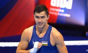 "Dilshodbek Ruzmetov: ""My goal is the Tokyo Olympics, I must not make mistakes!"""