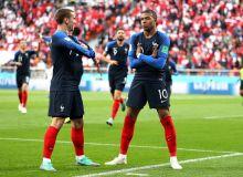 Франция - Перу учрашувининг энг яхши футболчиси ким бўлди?