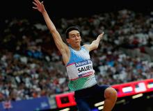 Paralimpiya. Doniyor Saliev jahon rekordini o'rnatdi va Tokio-2020 yo'llanmasini qo'lga kiritdi