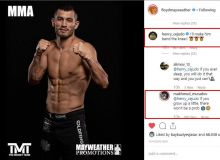 UFC нинг икки вазн чемпиони Махмуд Мурадовни жангга чорлади
