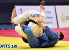 Дзюдо бўйича Ўзбекистон чемпионатининг биринчи куни якунланди