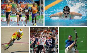 Олимпиада завершилась, теперь очередь Паралимпийских игр!