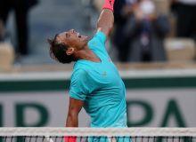 """""""Roland Garros"""". Надаль финалга чиқди"""