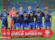 FC Andijan claim three points beating FC Dinamo in Samarkand