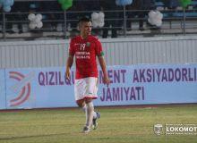 Ҳусниддин Ғофуров: Чемпионатни ғалаба билан бошлаганимиздан мамнунман