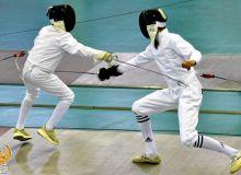 В Ташкенте проходит Республиканский турнир по фехтованию