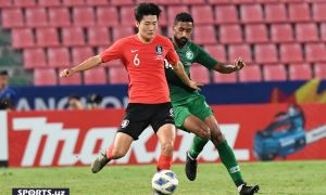Photo Gallery. Korea Republic beat Saudi Arabia in AFC U23 Championship Thailand 2020 final