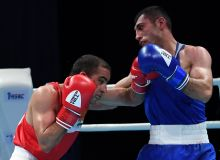 The review of the ASBC Asian Elite Boxing Championships