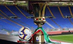 Италия кубогининг чорак финал жуфтликлари маълум бўлди