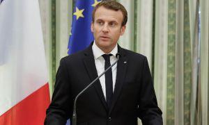 Футболни бекор қилган Франция президенти от пойгасини тиклашга рухсат берди