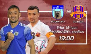 FC Kokand stun FC Kizilkum with a 4-0 win in Kokand