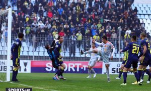FC Pakhtakor kick off 2021 season with a 3-2 win over FC Nasaf come from behind