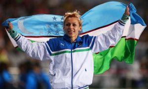 Надия Дусанова выиграла золотую медаль ЧА