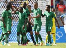Нигерия терма жамоаси футболчилари машғулотларга чиқишдан бош тортишгани маълум бўлди
