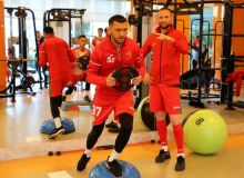 FC Lokomotiv kick off Antalya training camp