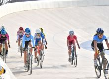 Приближается чемпионат страны по велотреку