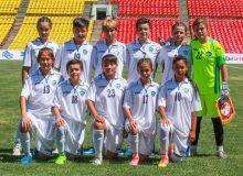 Женская сборная Узбекистана U-16 готовится к отборочному раунду ЧА