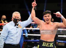 Бектемир Мелиқўзиев профессионал боксдаги навбатдаги жангини ўтказди