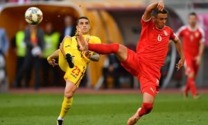 Руминия – Сербия 0:0 (видео)