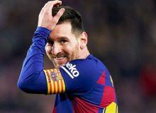 """Месси """"Барселона"""" қароргоҳига етиб келди (видео)"""