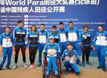 Пара-атлеты Узбекистана привезли с Китая 6 медалей