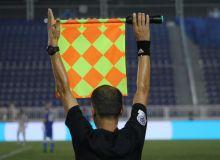 Кубок Узбекистана. Официальные лица третьего отборочного этапа