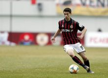 Ikromjon Alibaev completes the win for FC Seoul in 2020 AFC Champions League Play-off match