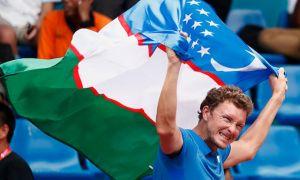 Denis Istomin starts Bangkok Challenger II defeating Italian Santiago Giraldo in Bangkok